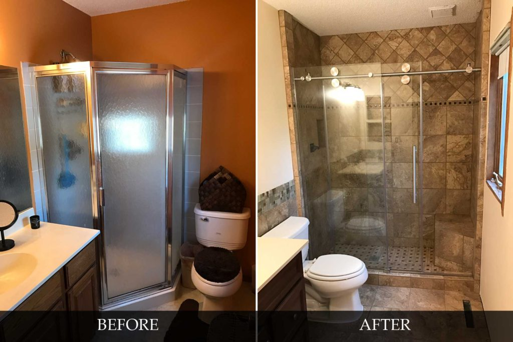 Kline Family Caretaking Before and After Project