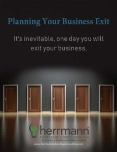 Planning Your Business Exit eBook Cover
