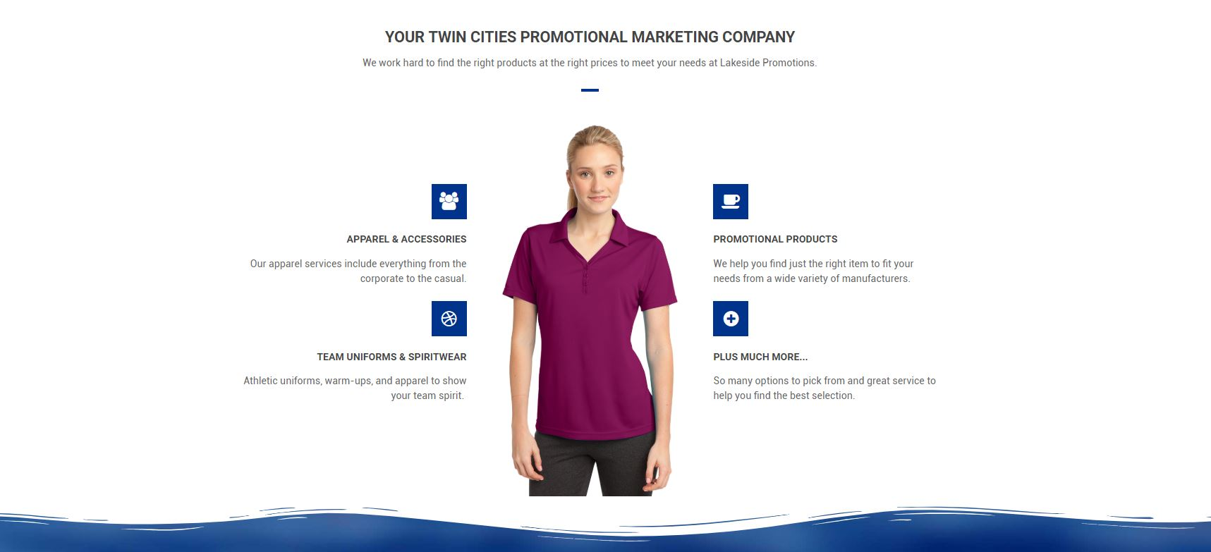 Lakeside Promotions Twin Cities