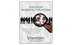 Strategic Workforce Planning eBook Cover