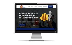 Telecom Insites Website